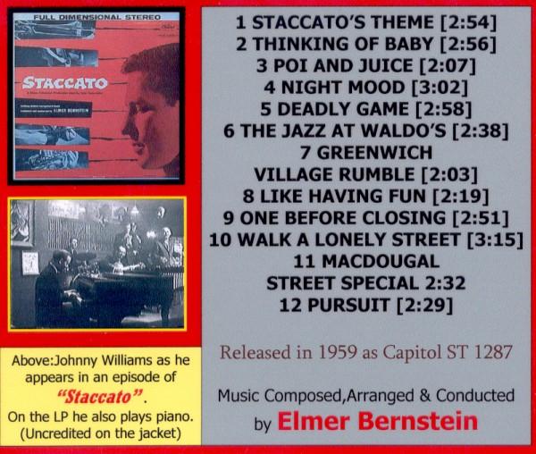 elmer bernstein the street