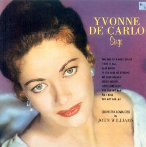 Yvonne De Carlo sings