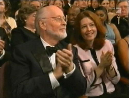 Photo of John Williams & his  Daughter  Jennifer Williams
