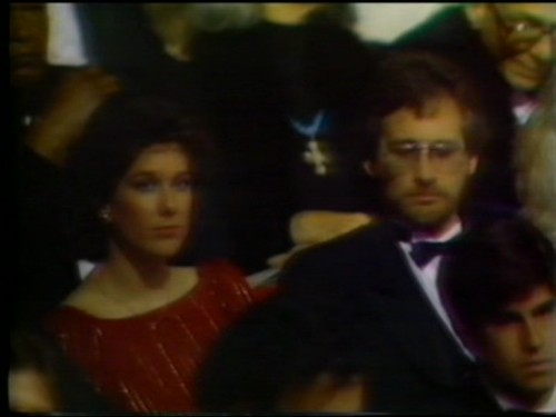 Image result for 1983 oscars spielberg