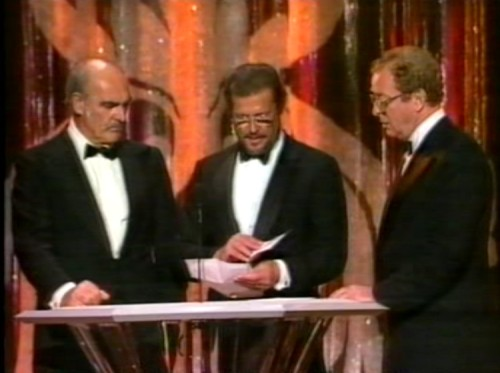 Roger Moore Sean Connery Sean connery, roger moore and